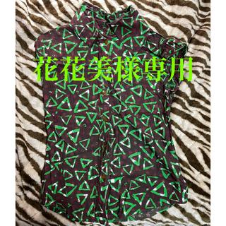 ヴィヴィアンウエストウッド(Vivienne Westwood)のヴィヴィアンウエストウッド シャツ(シャツ/ブラウス(半袖/袖なし))