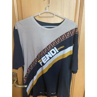 フェンディ(FENDI)のFENDI FILA Tシャツ(Tシャツ/カットソー(半袖/袖なし))
