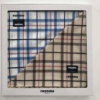 レノマ(RENOMA)のrenomaハンカチ(日用品/生活雑貨)