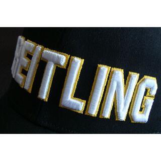 ブライトリング(BREITLING)のBREITLING ブライトリング ゴルフ 室屋義秀 キャップ 帽子 野球帽(キャップ)