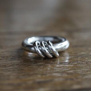 ゴローズ(goro's)のビンテージ ナバホ ネイティブ スピネッリキルコリン リング ロンハーマン 今市(リング(指輪))