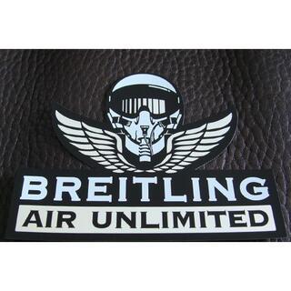 ブライトリング(BREITLING)のBREITLING ブライトリング ステッカー シール パイロット(シール)