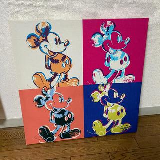 ディズニー(Disney)のディズニー ミッキー 飾り絵(絵画/タペストリー)