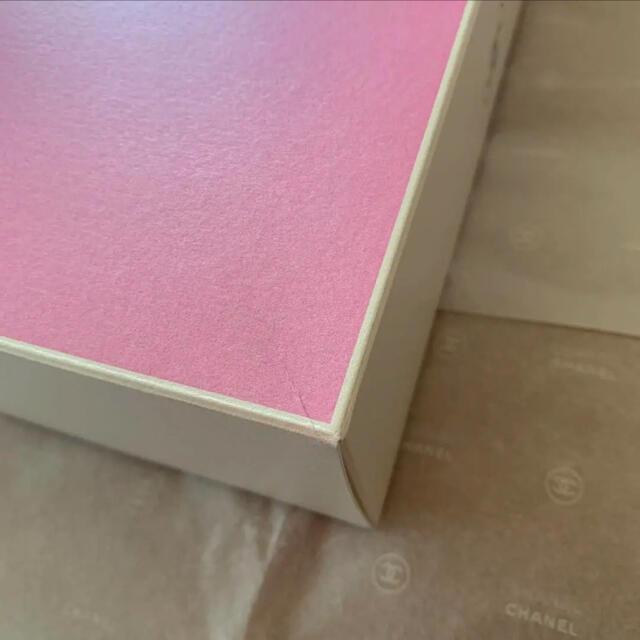 CHANEL(シャネル)のCHANEL ポーチ ノベルティ ピンク コスメ/美容のメイク道具/ケアグッズ(その他)の商品写真