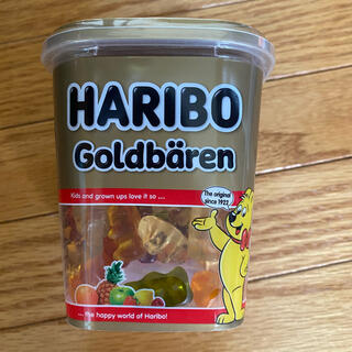 ゴールデンベア(Golden Bear)のHARIBO ゴールドベア カップ(菓子/デザート)