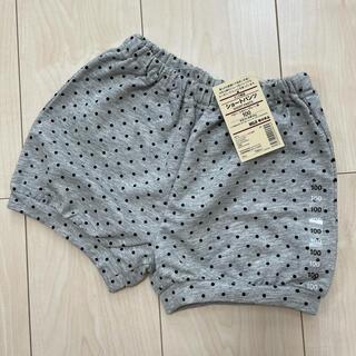 ムジルシリョウヒン(MUJI (無印良品))の無印ベビーショートパンツ100サイズ(パンツ/スパッツ)
