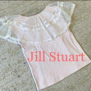 ジルスチュアートニューヨーク(JILLSTUART NEWYORK)のジルスチュアート 女の子 カットソー Tシャツ 140(Tシャツ/カットソー)