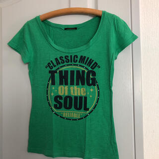 アルブム(ALBUM)のT(Tシャツ(半袖/袖なし))