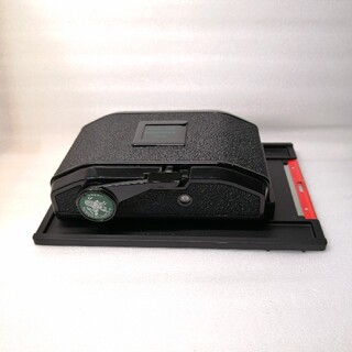 マミヤ(USTMamiya)の美品、ホースマン 220フィルム用6×7ホルダー(4×5カメラ用)(フィルムカメラ)
