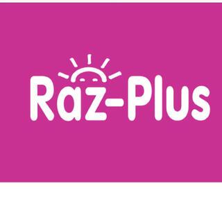 Raz-plus ラズプラス(洋書)
