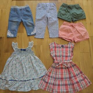 エニィファム(anyFAM)の女の子服 まとめ売り サイズ120(その他)