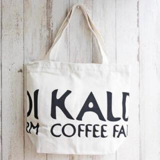 カルディ(KALDI)のKALDI カルディ トートBAG 新品未使用 (トートバッグ)