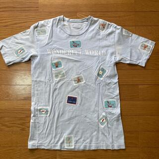 ワンダーワールド(Wonderworld)のTシャツ WONDERFUL WORLD(Tシャツ(半袖/袖なし))