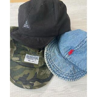 グローバルワーク(GLOBAL WORK)の専用 男の子 キャップ セット 50-53(帽子)