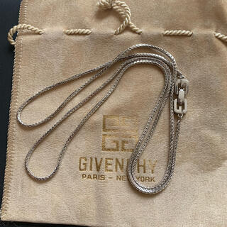 ジバンシィ(GIVENCHY)のGIVENCHY ジバンシー  スネークチェーン ロング ネックレス 正規品 (ネックレス)