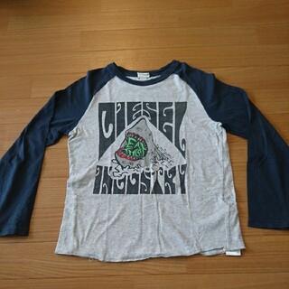 ディーゼル(DIESEL)のDIESEL ディーゼル size8(132~135)ロンT(Tシャツ/カットソー)