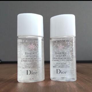 Dior - DIOR 化粧水 スノープライトニングエッセンスローション