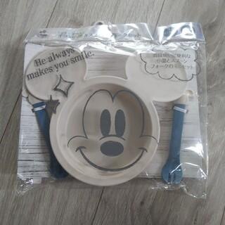 ディズニー(Disney)のミッキーマウス ベビー食器(離乳食器セット)