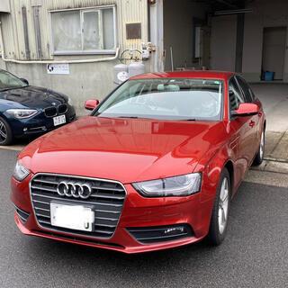 AUDI - アウディ Audi A4 2.0TFSI 車検2年あり