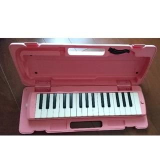 ヤマハ(ヤマハ)の★★ YAMAHA 鍵盤ハーモニカ ピンク ★★(その他)