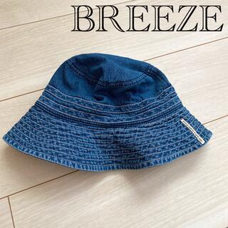 BREEZE - breeze デニムバケットハット