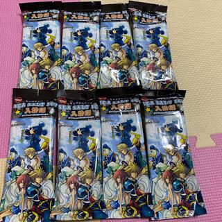 ディズニー(Disney)のキングダムハーツ シーソルトアイス 入浴剤 8個(ゲームキャラクター)