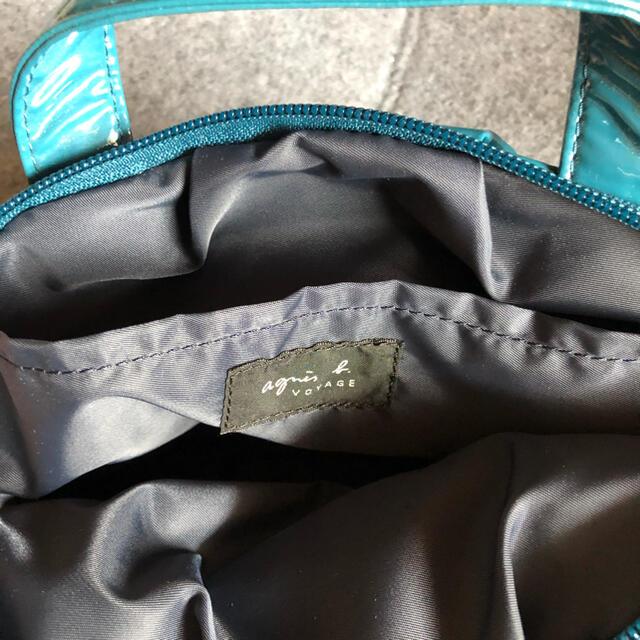 agnes b.(アニエスベー)のアニエスベー ポーチ レディースのファッション小物(ポーチ)の商品写真