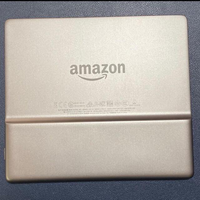Kindle Oasis 第10世代、wifi 8GB 広告付き  スマホ/家電/カメラのPC/タブレット(電子ブックリーダー)の商品写真