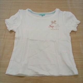 トッカ(TOCCA)のTOCCA 100cm 半袖Tシャツ 02MN06021246 (Tシャツ/カットソー)