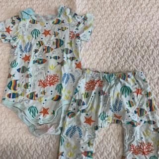 コンビミニ(Combi mini)のコンビミニ パジャマ 80センチ(パジャマ)
