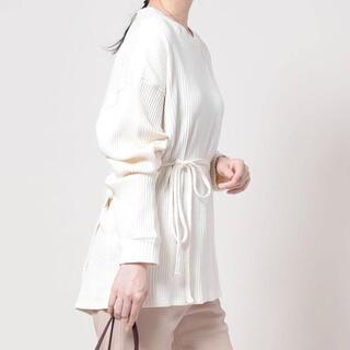 フリークスストア(FREAK'S STORE)のbaserange 長袖トップス  オフホワイト(Tシャツ(長袖/七分))