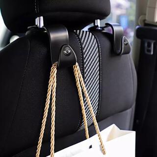 ビーエムダブリュー(BMW)の*新品*BMW MINI ミニクーパー シートフック 耐荷重20キロ 2pcs(車内アクセサリ)
