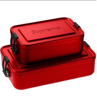 シュプリーム(Supreme)のSIGG Metal Box Plus Small & Large set(小物入れ)