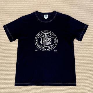 ジェイプレス(J.PRESS)のJ.PRESS  Tシャツ 140 ネイビー(Tシャツ/カットソー)