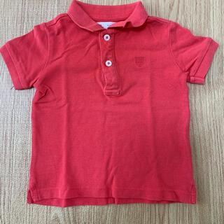 ザラ(ZARA)のZARA babyboy ポロシャツ80(シャツ/カットソー)