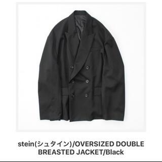 ワンエルディーケーセレクト(1LDK SELECT)のstein 20ss double jacket シュタイン(テーラードジャケット)