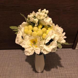 Francfranc - 造花ブーケ(ブートニア付)