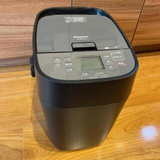 パナソニック(Panasonic)のPanasonic SD-MDX102-K ホームベーカリー ブラック(ホームベーカリー)