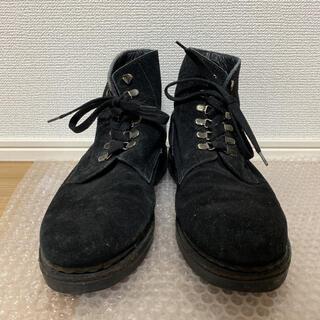 ヨウジヤマモト(Yohji Yamamoto)のヨウジヤマモト    コーデュロイハーフブーツ(ブーツ)