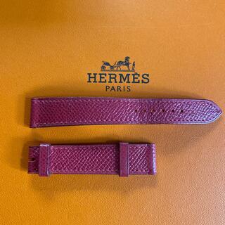 エルメス(Hermes)のエルメスHウォッチベルト(レザーベルト)