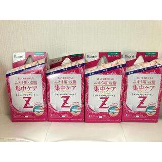 ビオレ(Biore)の花王 ビオレ Z ディープクリアシート 40包【新品】(制汗/デオドラント剤)