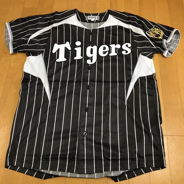 阪神タイガース(ハンシンタイガース)の阪神タイガースユニホーム スポーツ/アウトドアの野球(ウェア)の商品写真