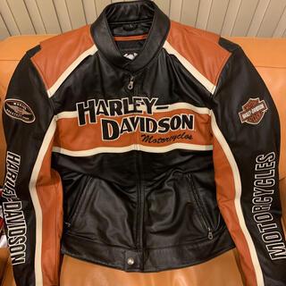 Harley Davidson - ハーレー レザージャケット 革ジャン