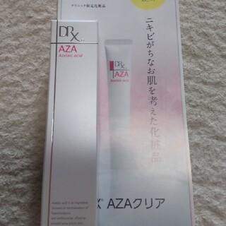 ロートセイヤク(ロート製薬)のDRX  AZAクリア  クリーム 新品(その他)