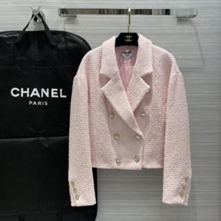 シャネル(CHANEL)の♡CHANEL♡CCロゴ ツイード ジャケット 36(テーラードジャケット)