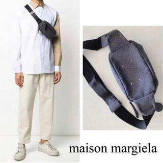 マルタンマルジェラ(Maison Martin Margiela)のmaisonmargielaメゾンマルジェラ バックパック&ヒップバッグ新品(ショルダーバッグ)
