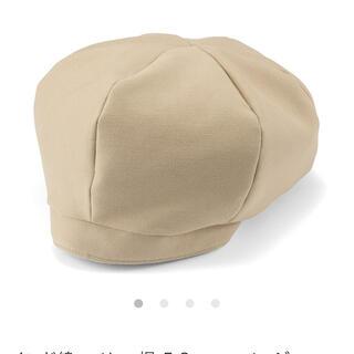 ムジルシリョウヒン(MUJI (無印良品))の無印良品  ベレー帽  キッズ(帽子)