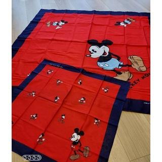 ディズニー(Disney)のディズニースカーフ 2枚セット(バンダナ/スカーフ)