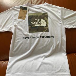 ザノースフェイス(THE NORTH FACE)の新品THE NORTH FACEメンズTシャツ(Tシャツ/カットソー(半袖/袖なし))