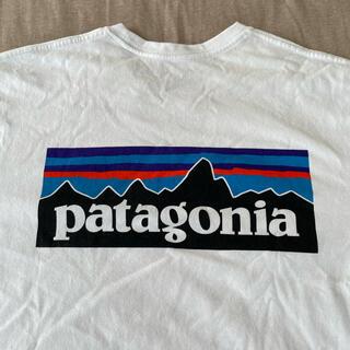 パタゴニア(patagonia)のpatagonia パタゴニアTシャツ Sサイズ(Tシャツ/カットソー(半袖/袖なし))